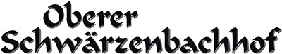 Oberer Schwärzenbachhof