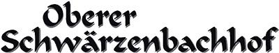 Oberer Schwaerzenbachhof
