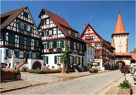Gengenbacher Altstadt